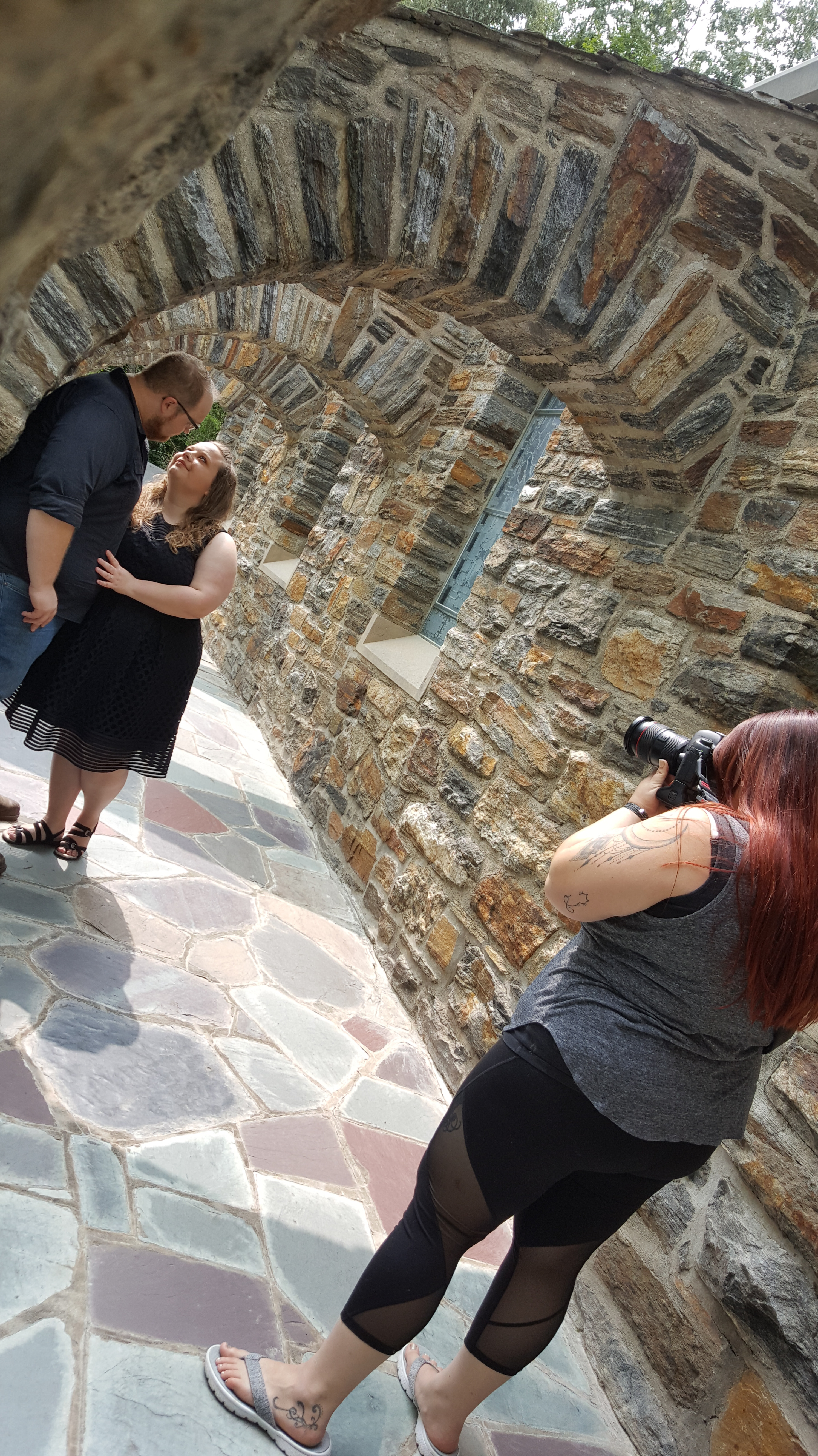 Photographing Engagement